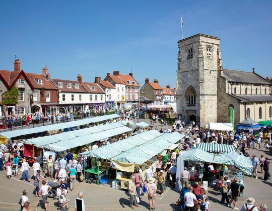 9 Of The Best Market Days To Potter Around In Yorkshire
