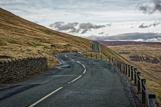 This Famous Yorkshire Route Is One Of The Most Thrilling And Scenic Road Trips Ever