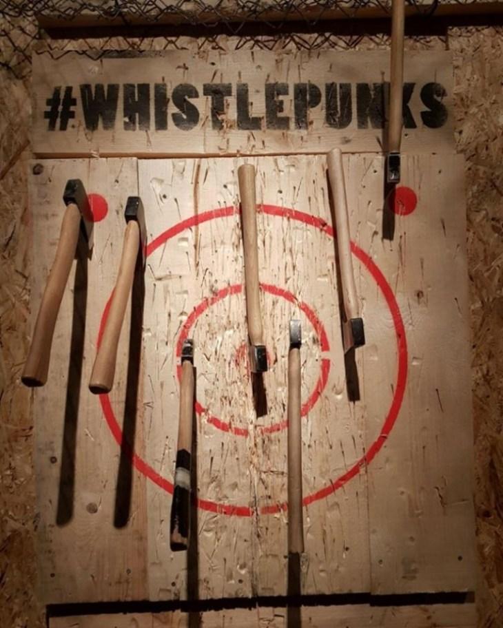 Whistle Punks Leeds