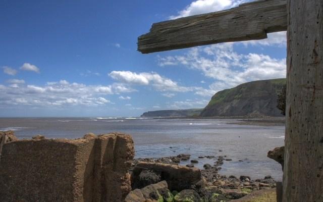 Explore This Picturesque Secret Cove Along The Yorkshire Coast This Autumn