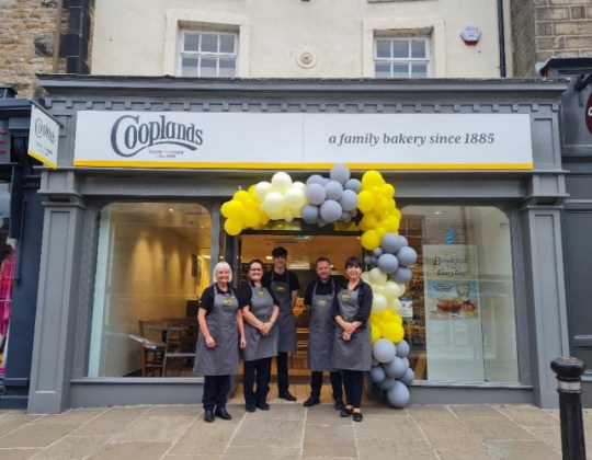 Cooplands Faces Massive Growth After Northern Brothers Buy Out The Bakery