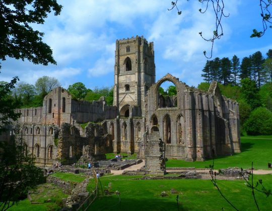 Radar Has Revealed That This Yorkshire Abbey Was Home To The Largest Monastery Tannery