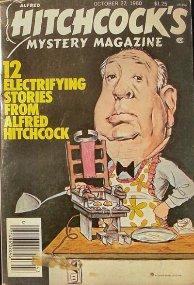 Alfred Hitchcock S Mystery Magazine October 1980 The