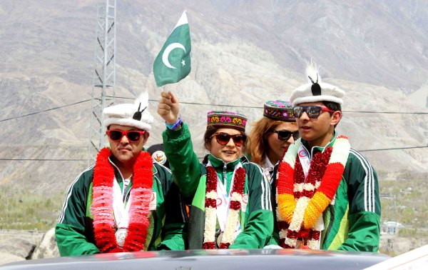 Coaching Pakistan to Special Olympics Success | the.Ismaili