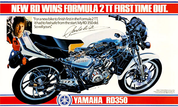 Yamaha RD 350LC | Welcome to the 007 World!