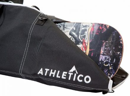 Athletico Two-Piece Snowboard Boot Bag