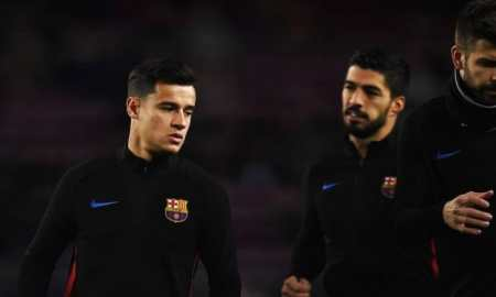 Philippe Coutinho Wants Barcelona to sign a Premier League star