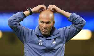 Real Madrid line-up Premier League star manager to replace Zinedine Zidane
