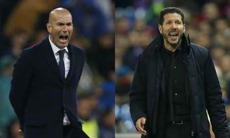 Zinedine Zidane makes a huge claim about the Madrid derby and the title race
