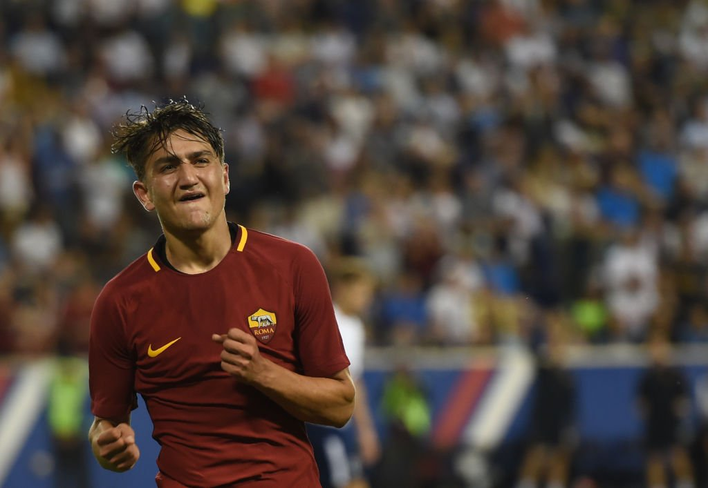 Manchester United 'prepare Cengiz Under bid'