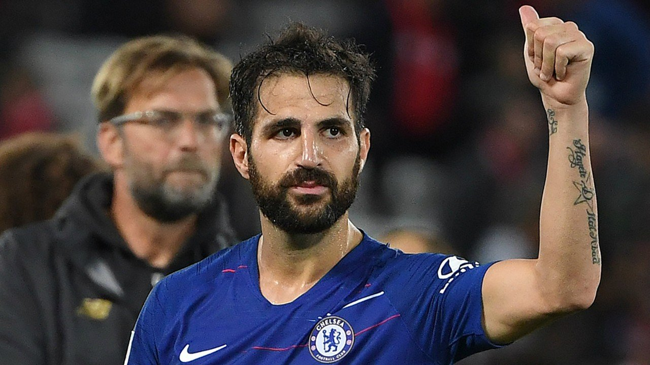 Cesc Fabregas doesn't rule out Arsenal return from Chelsea