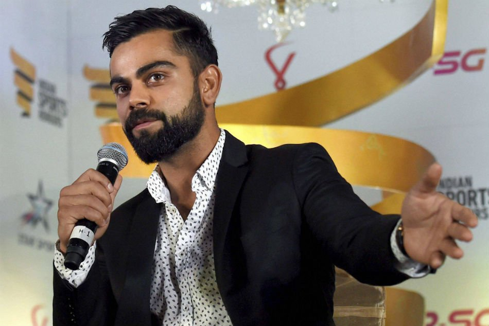 Virat Kohli responds to fan