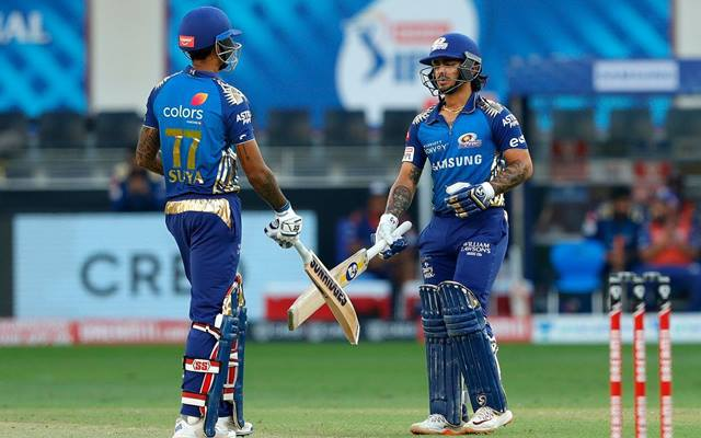 Ishan Kishan's played a crucial role in MI's victory