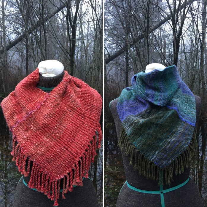 two mobius cowls