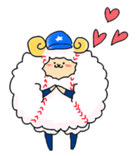 Sheep baseball