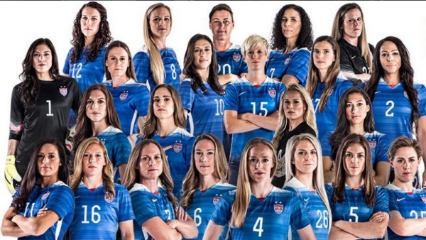 23 Players, 23 Stories: Meet The USWNT | The18
