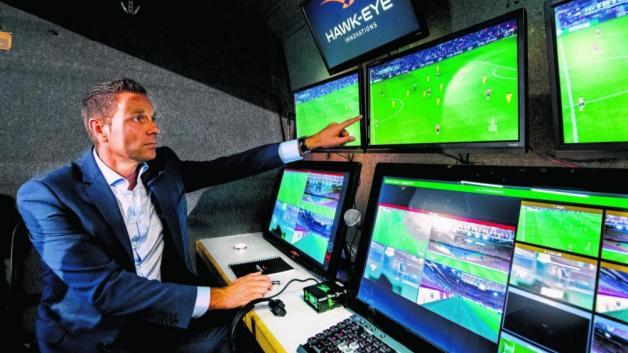 Image result for Var soccer