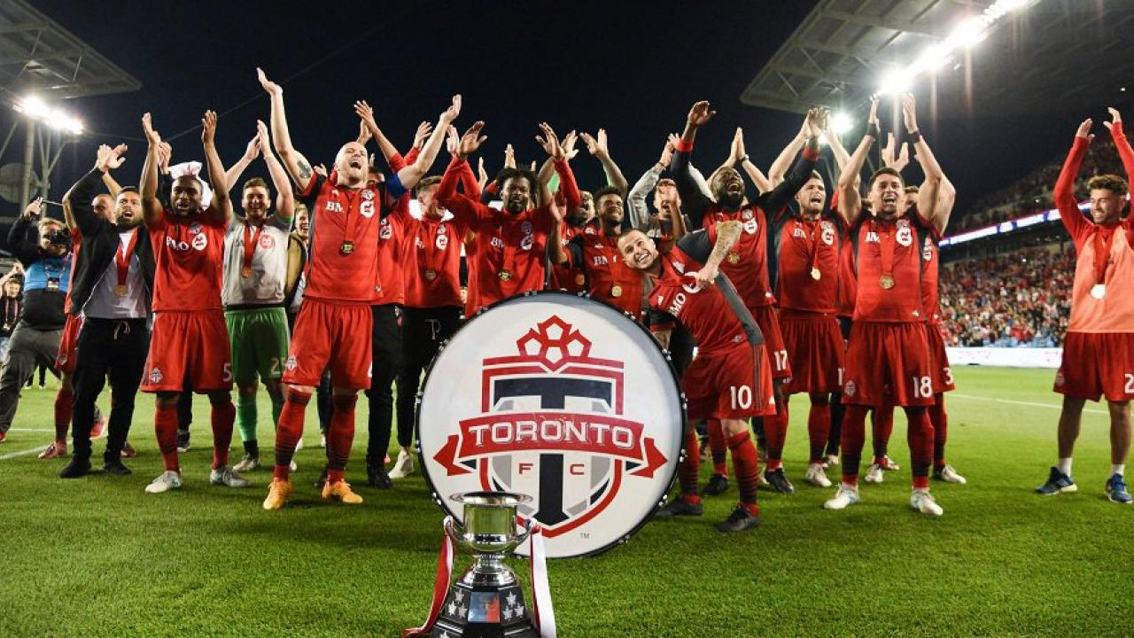 Toronto FC Are The Best Team In Concacaf