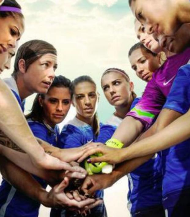 The Path Of Our Ladies: From College Soccer To The United ...