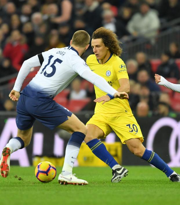David Luiz vs Tottenham Worse Than Sideshow Bob vs Rakes