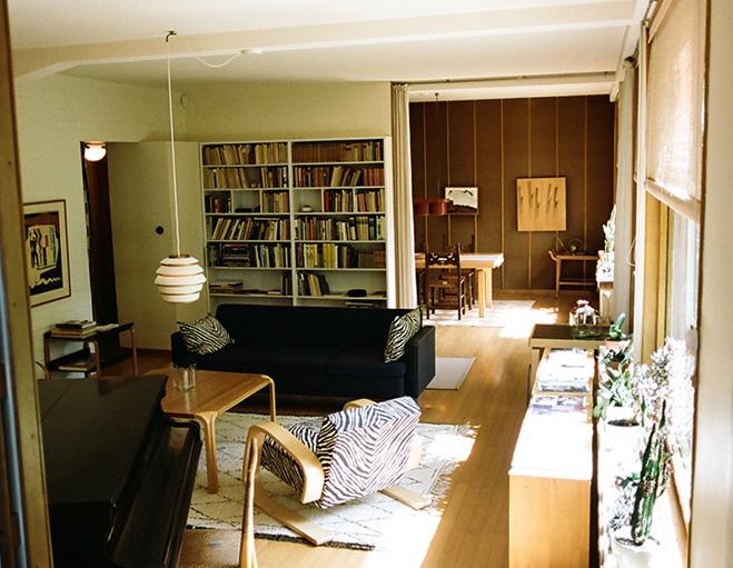 A Trip To Helsinki Finland Inside Finnish Designer Alvar Aaltos Home OEN