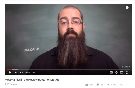 Response to Unlearn the Lies… | The 2000 Year Fix