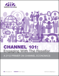 Channel 101: Engaging the Reseller