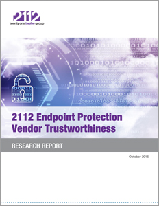 2112 Endpoint Protection Vendor Trustworthiness