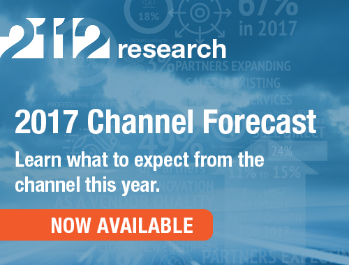 2017 Channel Forecast
