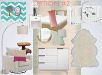 Option 2 for Aloha Little Lady nursery