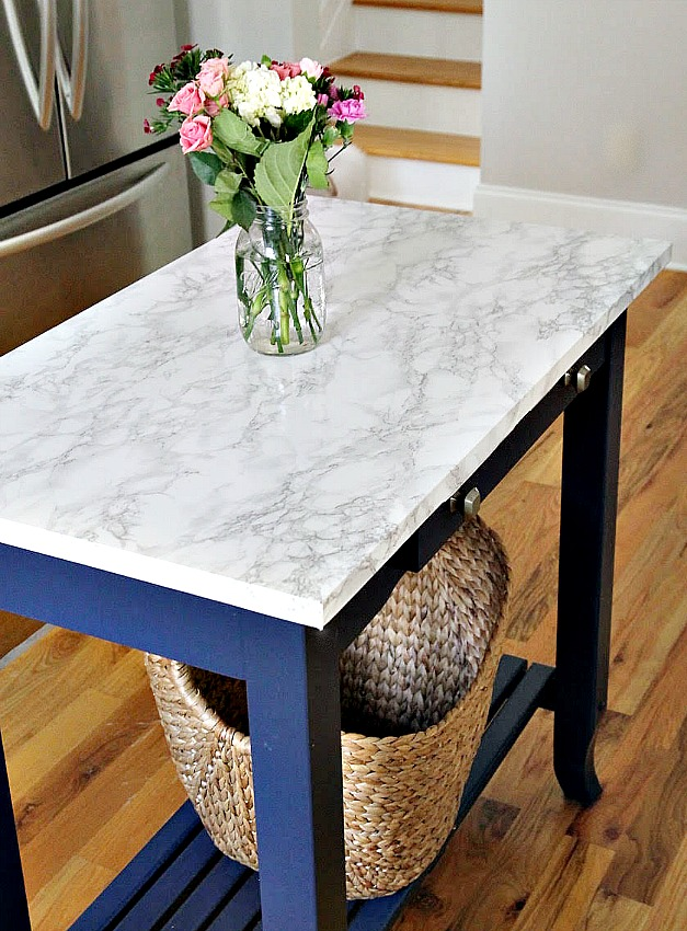 Kitchen Island Projects Are Easy If Youre Adding Marble