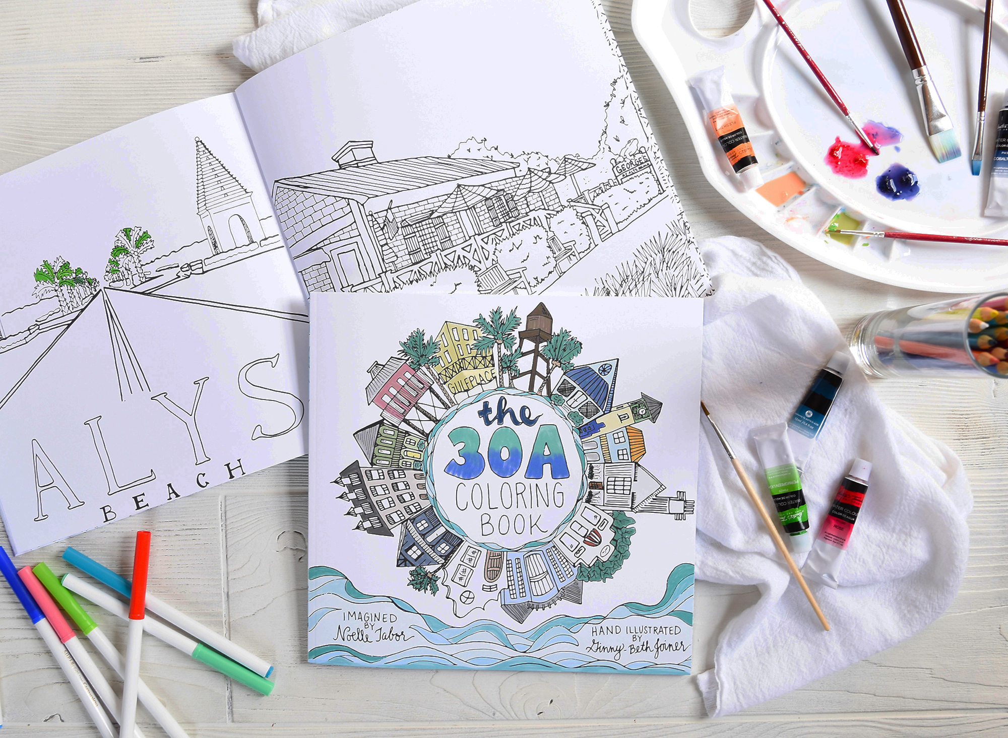 5 Tips for an Affordable 30A Trip - The 30A Coloring Book