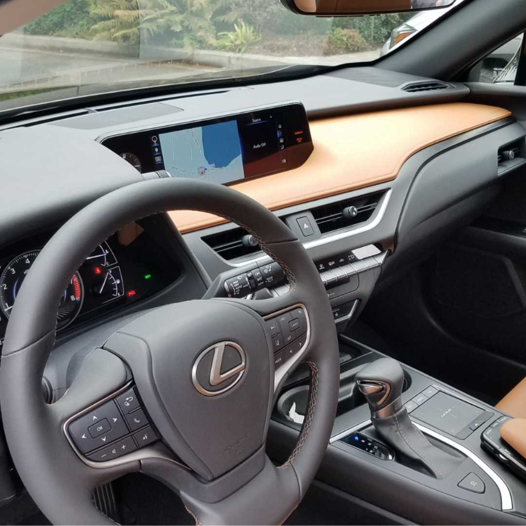 Lexus ux, 360 Magazine, Seattle
