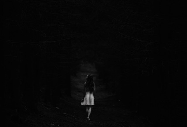 POETRY: Lost in the Dark