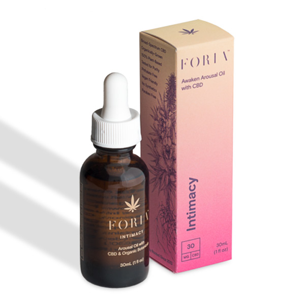 Foria Awaken Arousal Oil