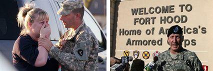 APTOPIX Fort Hood Shootings
