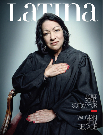Justice Sonia Sotomayer