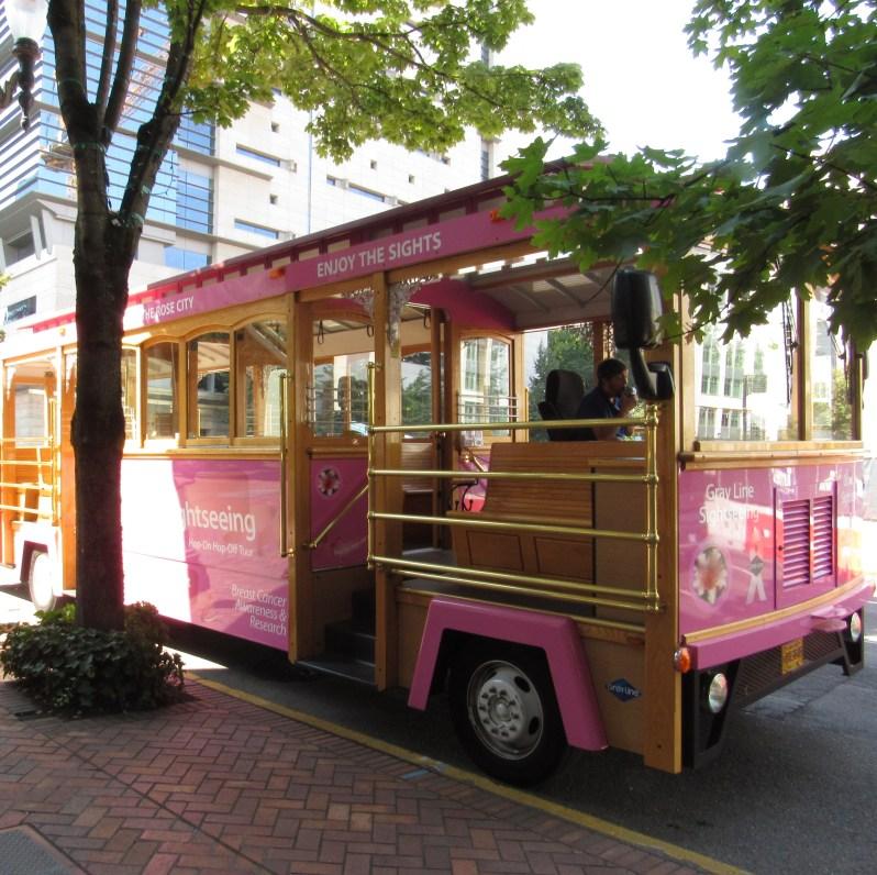 PinkTrolley