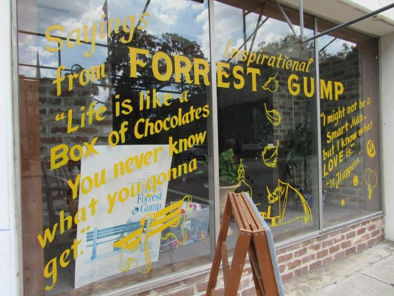Forrest Gump Saying