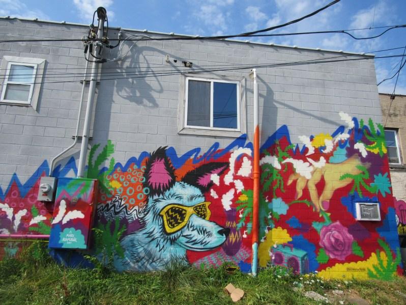 Buffalo NY-Murals