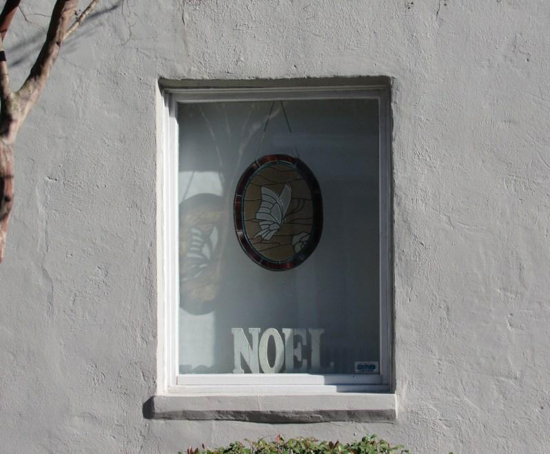 Noel Window