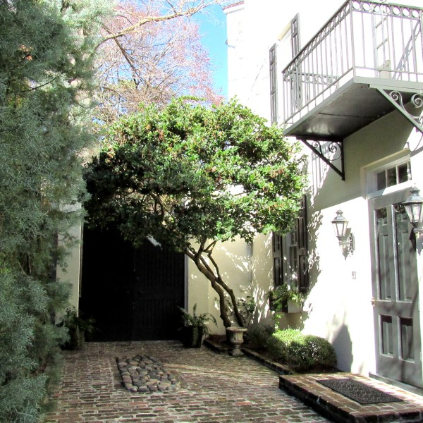Charleston Courtyard