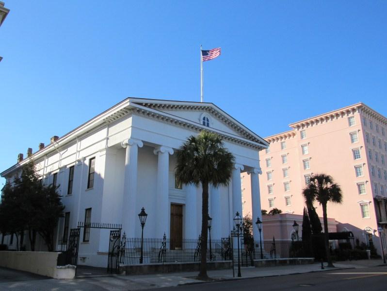 South Carolina landmark