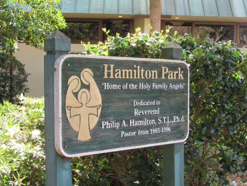 Hamilton Park-Holy Family Church