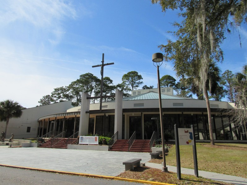 Holy Family Catholic Church Hilton Head Island