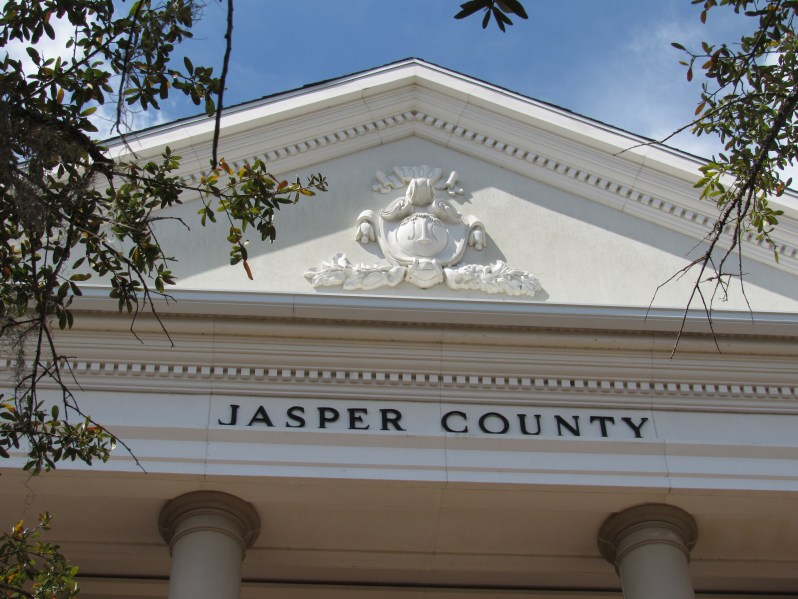 Jasper County Government Building