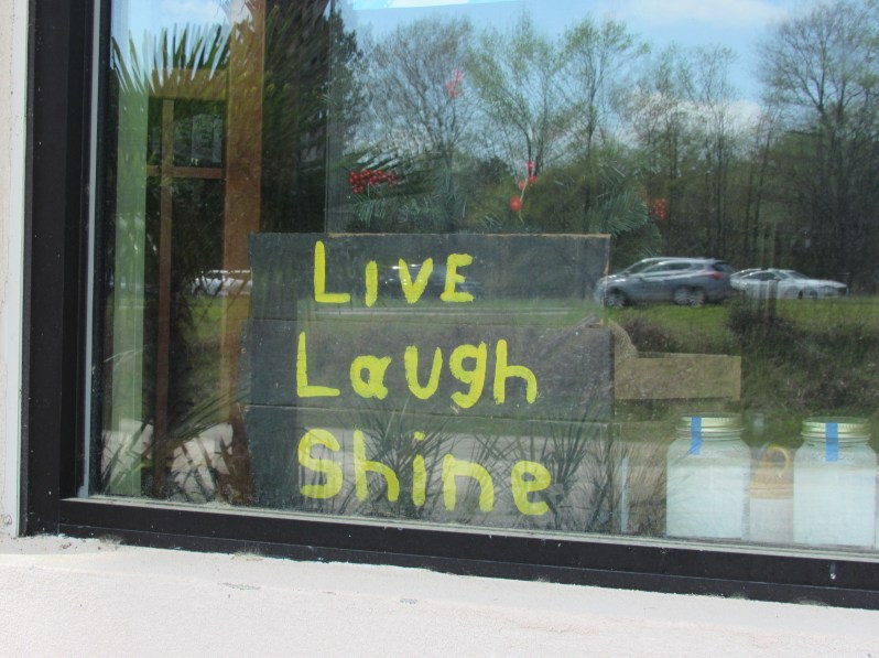 Live Laugh Shine