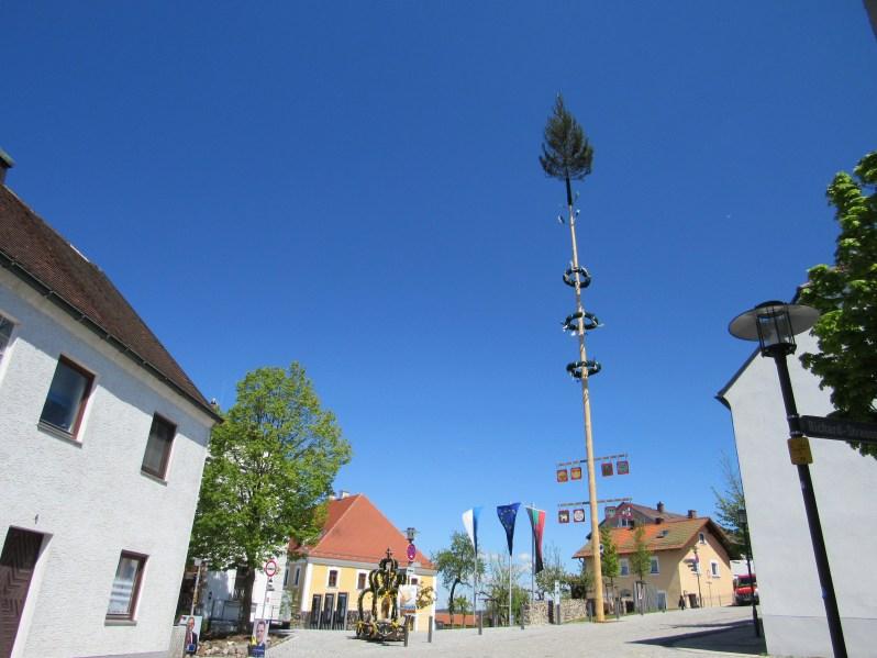 Bavarian Maypole