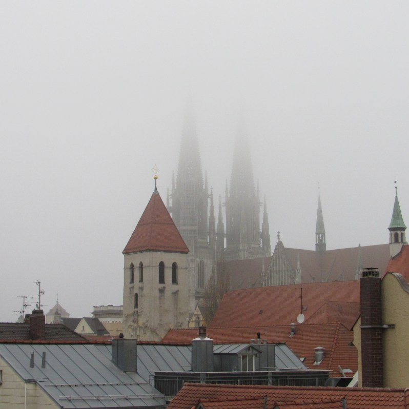 St Peters Cathedral Regensburg