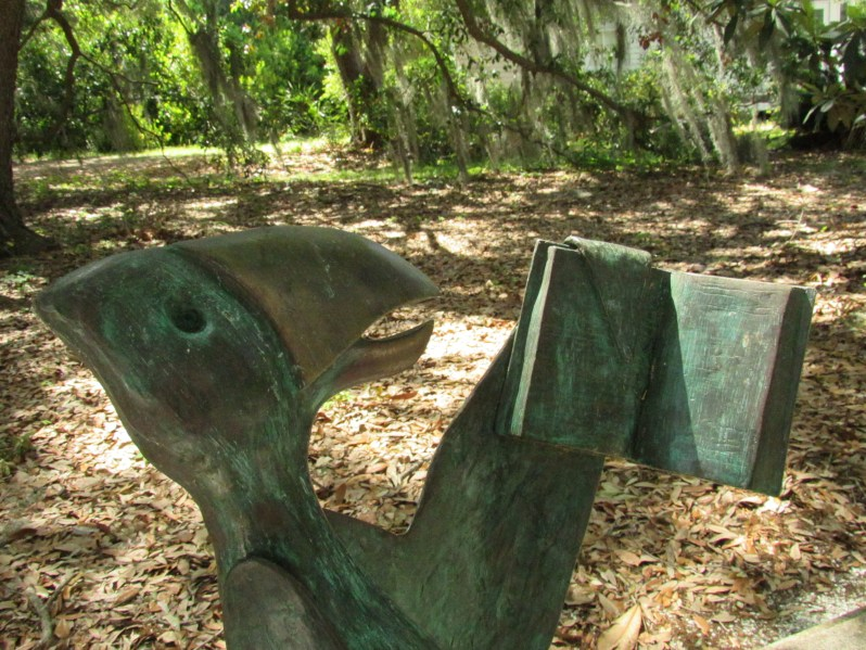 Sculpture on Hilton Head